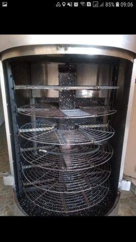 Vendo máquina de assar frango! - Foto 4