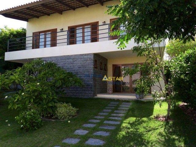 Casa com 3 dormitórios à venda, 429 m² por R$ 3.200.000,00 - Alphaville Fortaleza - Eusébi - Foto 2