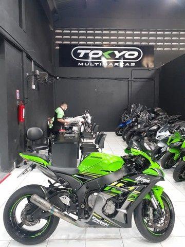 Kawasaki Ninja ZX-10R  Ano 2018  Seminova
