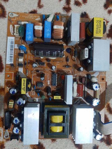 Placa da fonte de tv sangung  LCD ln26r71bax