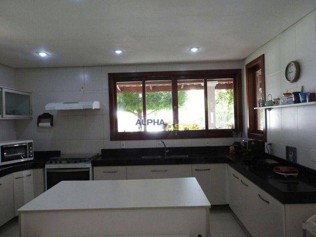 Casa com 3 dormitórios à venda, 429 m² por R$ 3.200.000,00 - Alphaville Fortaleza - Eusébi - Foto 10