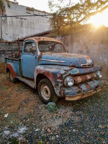 Ford f1 pick up diesel - Foto 2