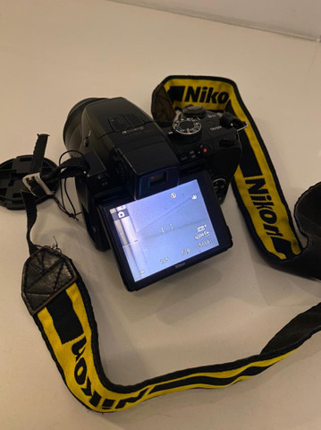 Câmera Nikon coolpix p100  - Foto 2