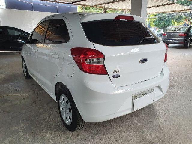Ford Ka 1.0 Completo !!! Vistoriado 2021 !!! Todas as revisões feitas pela Autofort  - Foto 7