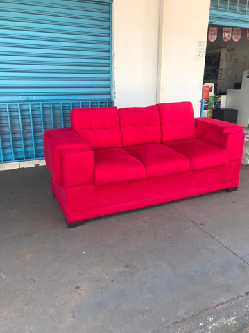 Sofá 3 Lugares Super Confortável - Foto 2
