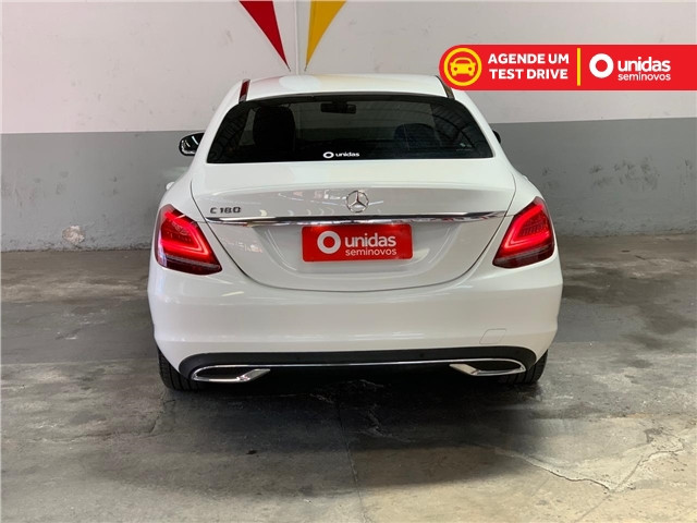 Mercedes-benz C 180 2019 1.6 cgi gasolina avantgarde 9g-tronic - Foto 6