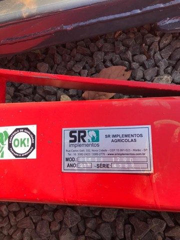 Guincho Traseiro Mecânico - com prolongador - 1.200 kg - SR Implementos - Novo 2021 - Foto 6