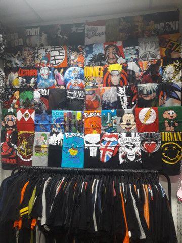 Camisas de Animes