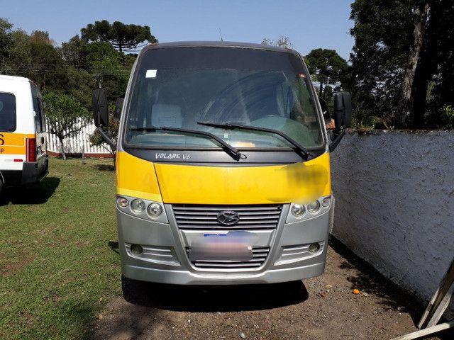 Micro ônibus Volare v6  - Foto 3