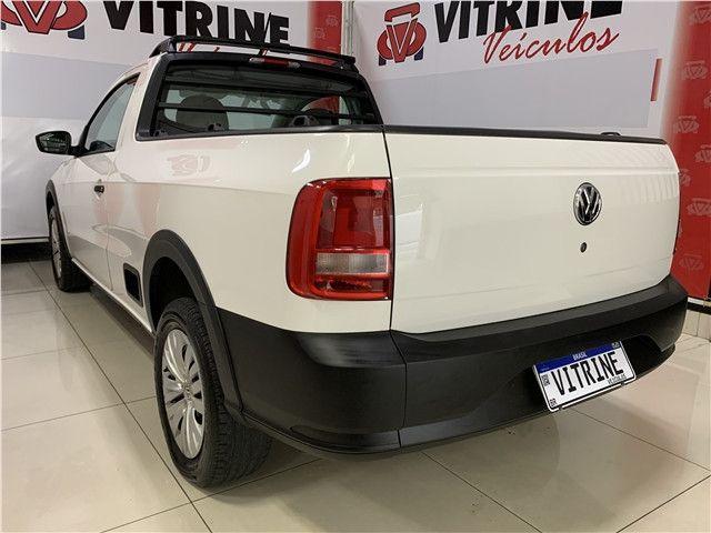 Volkswagen Saveiro 2021 1.6 msi robust cs 8v flex 2p manual - Foto 5