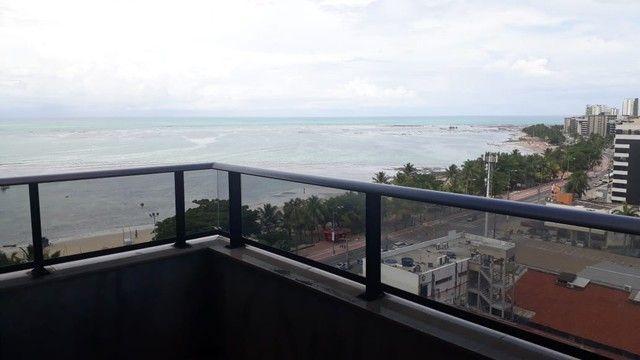 Apartamento para venda com 156 metros quadrados com 3 quartos em Ponta Verde - Maceió - AL - Foto 3