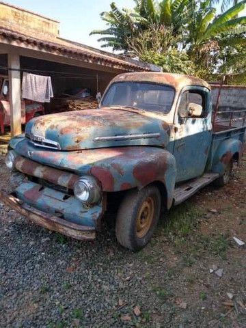 Ford f1 pick up diesel