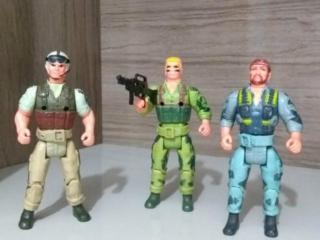 SOS Comandos Gulliver década de 80