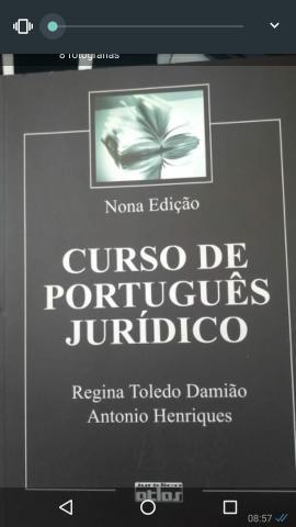 Livro Curso Direito