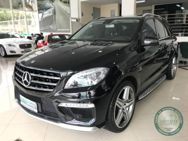 MERCEDES BENZ ML63 AMG V8 BI TB AWD AUT./2015