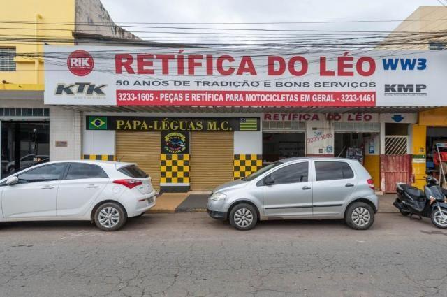 Prédio comercial em Campinas.
