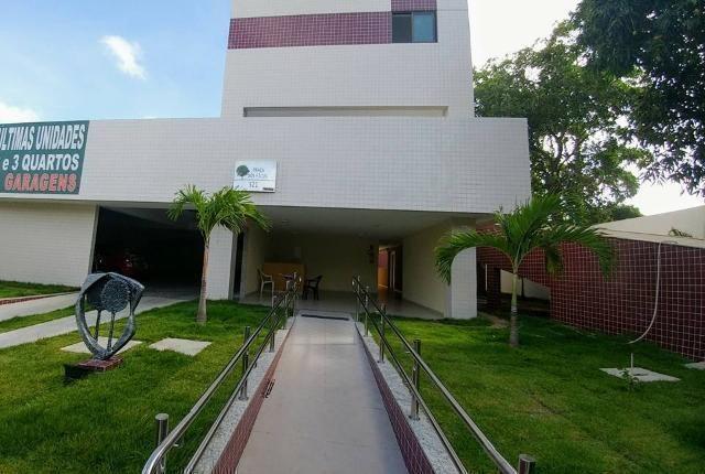 Edf. Praça dos Ficus ( 2 Vagas de Garagem) - 2 quarto(s) - Madalena, Recife