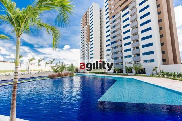 Apartamento residencial para venda e locação, Neópolis, Natal.