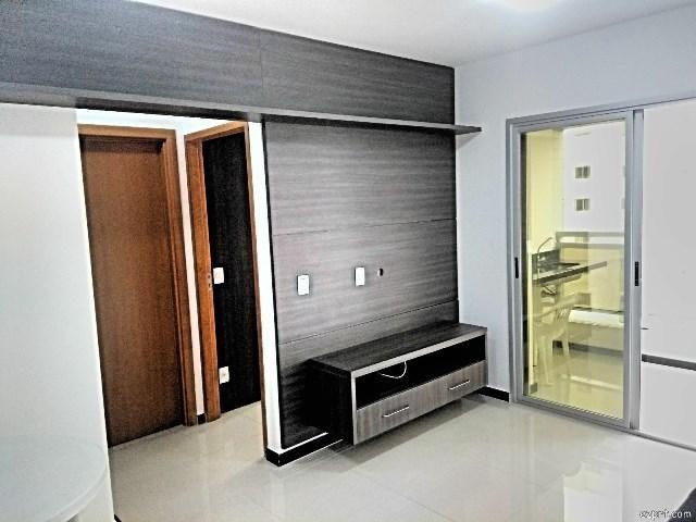 Apartamento 1 quarto, Rua 5, Águas Claras, Norte, Modern Life 41 M² Nascente Com Armarios
