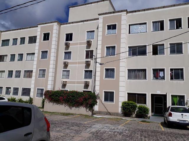 Repasse 2/4 no Condomínio Jangadas em Nova Parnamirim