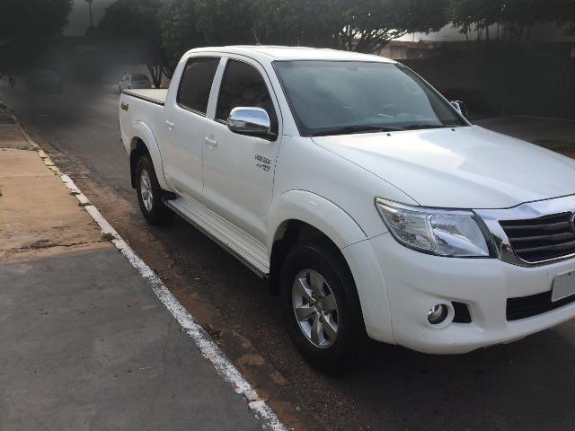 Toyota Hilux srv 2.7 4x4