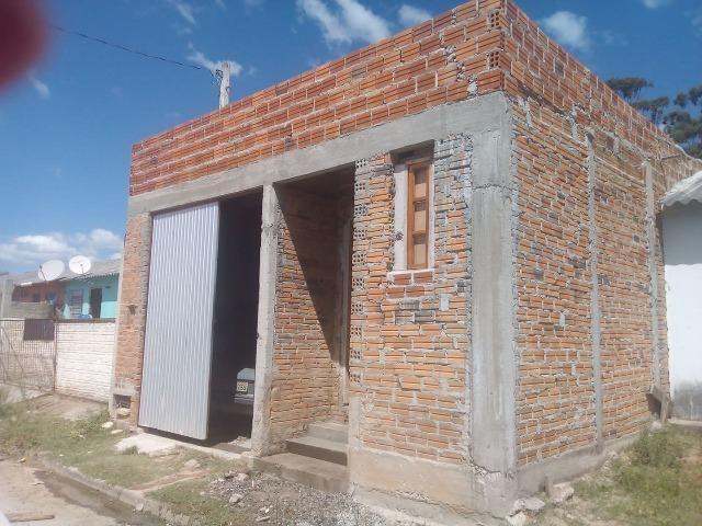 Casa em construção, centro, pelotas