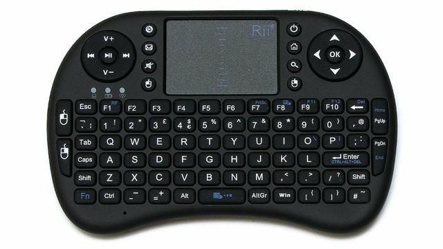 Mini Teclado Wireless Keyboard Mouse Smart Tv Samsung