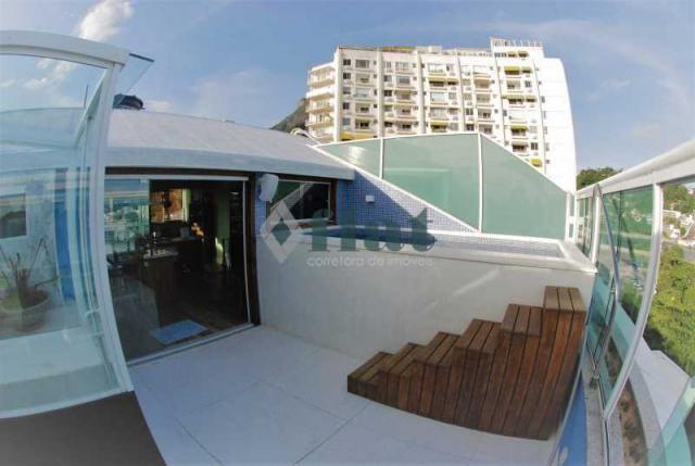 Apartamento à venda com 2 dormitórios em Barra da tijuca, Rio de janeiro cod:FLCO20001 - Foto 4
