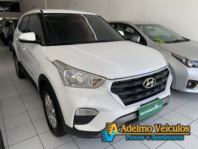 HYUNDAI CRETA 2018/2018 1.6 16V FLEX PULSE MANUAL