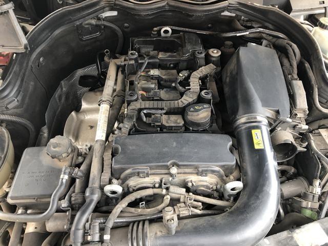 Sucata Mercedes C200 CGI 1.8 2014 - Foto 4