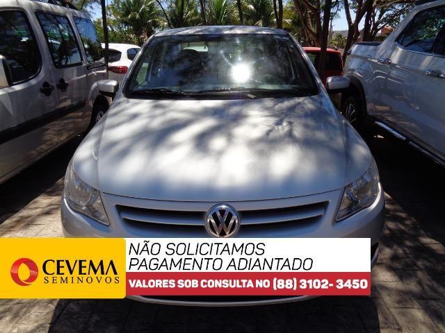 Volkswagen Voyage 1.6 Prata - Foto 2