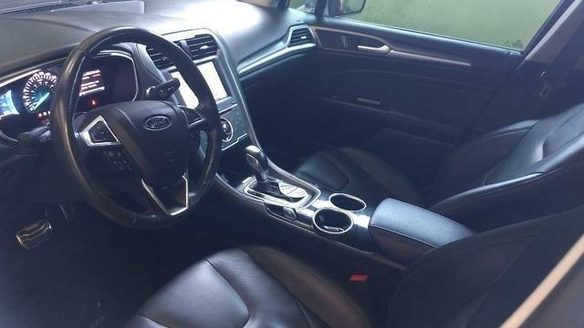 Ford Fusion Turbo Ecoboost Prata - Foto 8