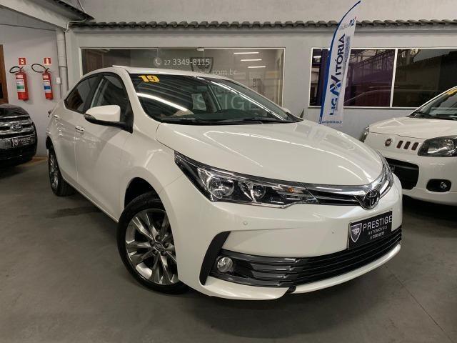 Corolla Xei 2.0 AT Mod.2019 Garantia de Fábrica km 15.600 Impecável Prestige Automóveis