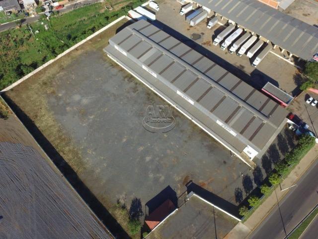 Galpão/depósito/armazém para alugar em Distrito industrial, Cachoeirinha cod:2655