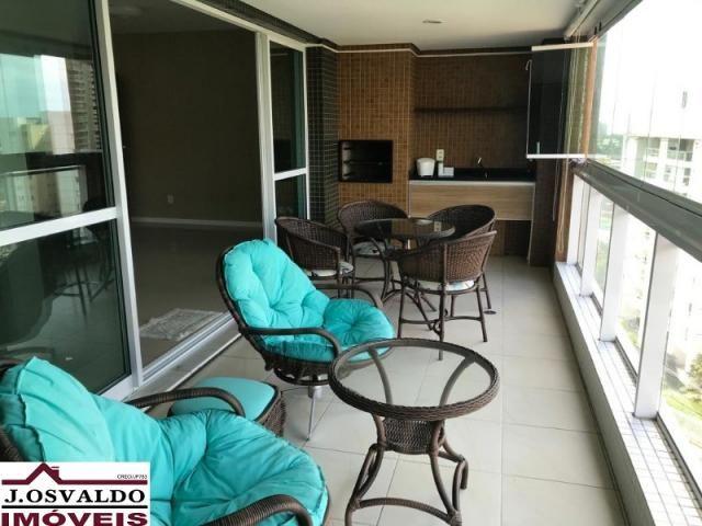 Apartamento para alugar com 4 dormitórios em Alphaville i, Salvador cod:AP00101 - Foto 4