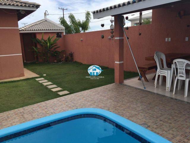 Casa de condomínio à venda com 3 dormitórios em Arembepe, Arembepe (camaçari) cod:142 - Foto 9