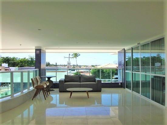 Apartamento com 4 suítes à venda, 110 m² por r$ 680.000 - lauro de freitas/ba - Foto 6