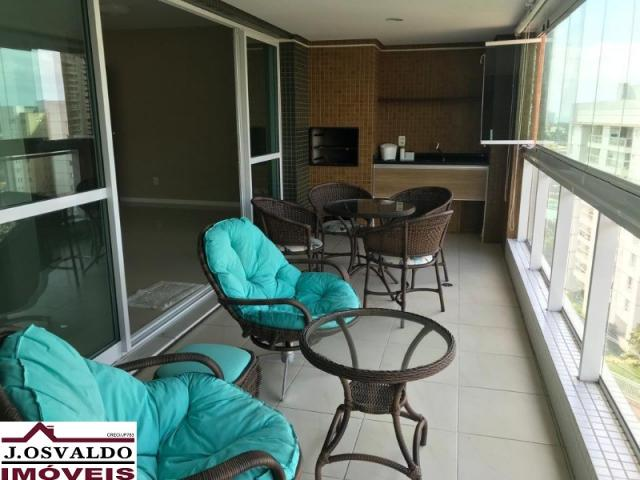 Apartamento para alugar com 4 dormitórios em Alphaville i, Salvador cod:AP00101 - Foto 3