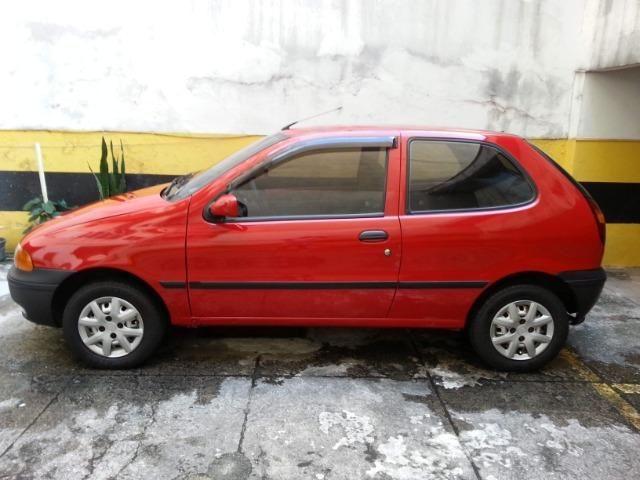 Palio 97/ toda original - carro de garagem - Foto 6
