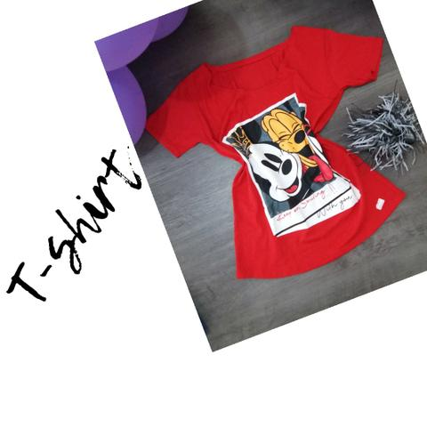 T-shirts femininas - Foto 5