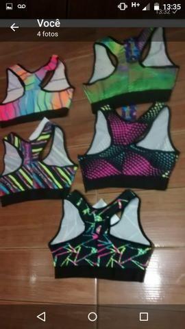 Vendo moda fitnees busco parceria em lojas - Foto 2