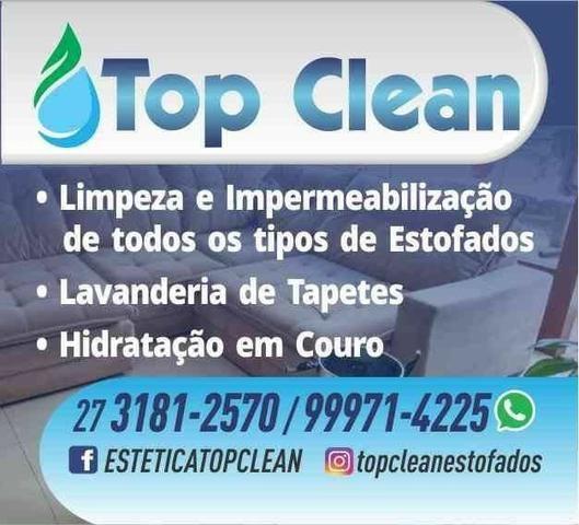 Higienização para Estofados e impermeabilização - Foto 2