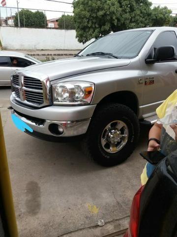 Dodge Ram 2500 prata - Foto 6