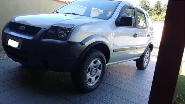 Ford Ecosport 1.6 completa, (Único Dono ) 48.300Km originais - Foto 4