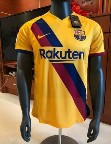 Camisa Barcelona tamanho M