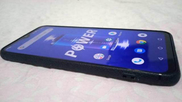 Umidigi Power Octa-Core 4Gb RAM 64GB Arm. Bateria 5150 mAh - Original - Foto 3