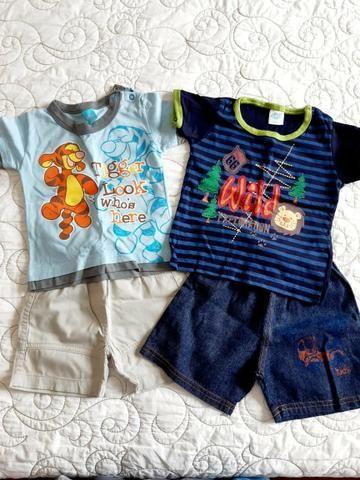 Kit conjunto Infantil - Foto 2