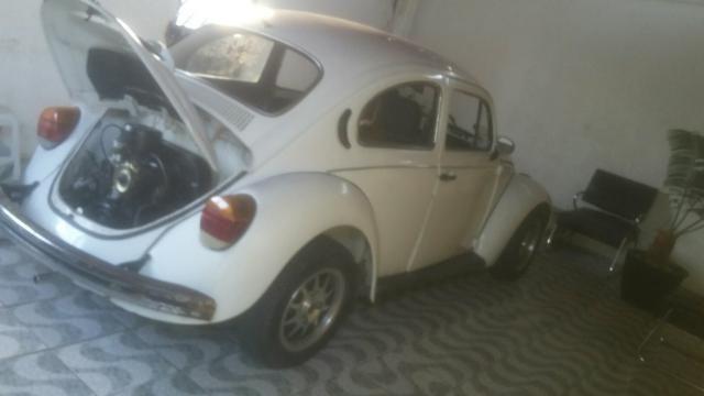 Fusca ano 1985 motor 1600 valor R$ 4, 800