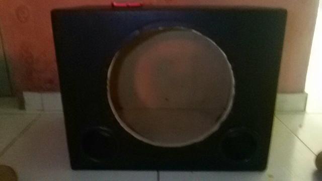 Celular e caixa de som (12 polegadas) - Foto 4