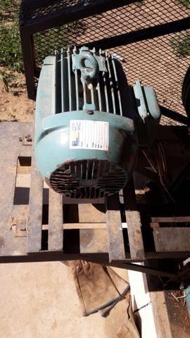 Motor elétrico weg 7.5 cv